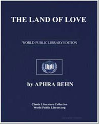 The Land of Love by Behn, Aphra