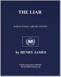 The Liar by James, Henry