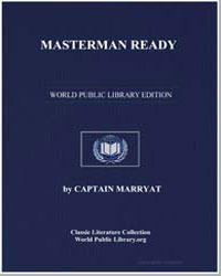 Masterman Ready by Marryat, Frederick, Captain