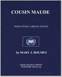 Cousin Maude by Holmes, Mary J.