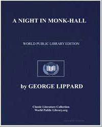A Night in Monk-Hall by Lippard, George