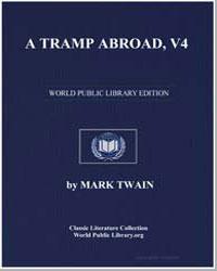 A Tramp Abroad, Vol. 4 by Twain, Mark