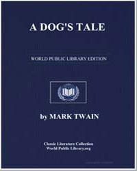 A Dog's Tale by Twain, Mark