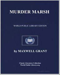 Murder Marsh by Grant, Maxwell
