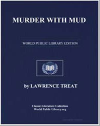 Murder with Mud by Treat, Lawrence