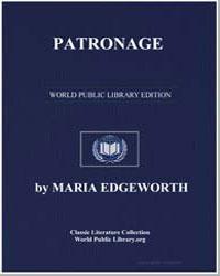 Patronage by Edgeworth, Maria
