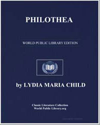 Philothea by Child, Lydia Maria