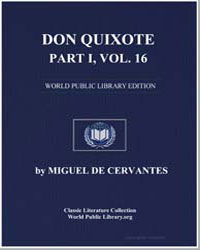Don Quixote by De Cervantes, Miguel