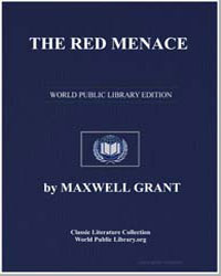 The Red Menace by Grant, Maxwell