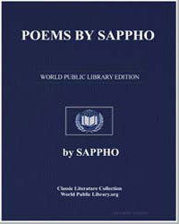 Poems by Sappho