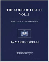 The Soul of Lilith, Volume 2 by Corelli, Marie