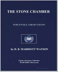 The Stone Chamber by Watson, Henry Breneton Marriott