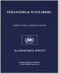 Strangers & Wayfarers by Jewett, Sarah Orne
