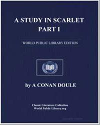 A Study in Scarlet by Doyle, Sir Arthur Conan