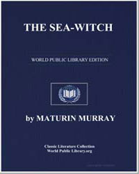 The Sea-Witch by Murray, Maturin