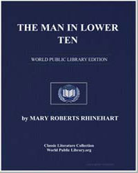 The Man in Lower Ten by Rhinehart, Mary Roberts