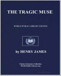 The Tragic Muse by James, Henry