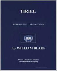 Tiriel by Blake, William