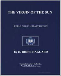 The Virgin of the Sun by Haggard, Henry Rider