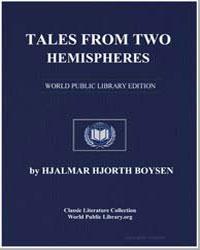 Tales from Two Hemispheres by Boysen, Hjalmar Hjorth
