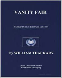 Vanity Fair by Thackeray, William Makepeace