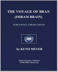 The Voyage of Bran by Meyer, Kuno