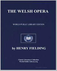 The Welsh Opera by Fielding, Henry