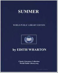 Summer by Wharton, Edith