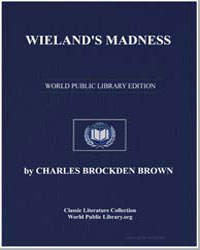Wieland's Madness by Brown, Charles Brockden
