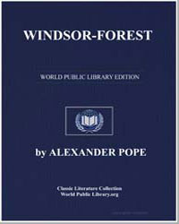 Windsor-Forest by Pope, Alexander