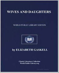 Wives and Daughters by Gaskell, Elizabeth Cleghorn