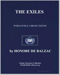 The Exiles by De Balzac, Honore