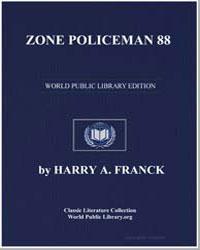 Zone Policeman 88 by Franck, Harry Alverson