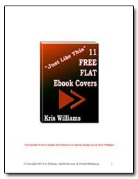 11 Free Flat Ebook Covers by Williams, Kris