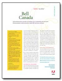 Bell Canada by Derraugh, Bruce