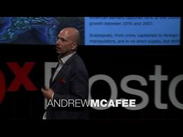 TEDx Projects Boston 2012 : Andrew McAfe... by Andrew McAfee