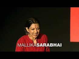 TEDtalks India Conference 2009 : Mallika... by Mallika Sarabhai